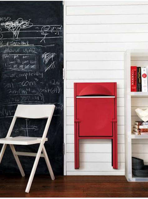 Furniture Piana Folding Chair At Dwr Remodelista