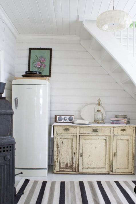 Under Stairs Kitchen Storage kitchen under the stairs Above Two Photos A Scandinavian Inspired House By Uk Based Linea Studio Features Kitchen Storage Shelves Under The Stairs Photo By Kathryn Tyler