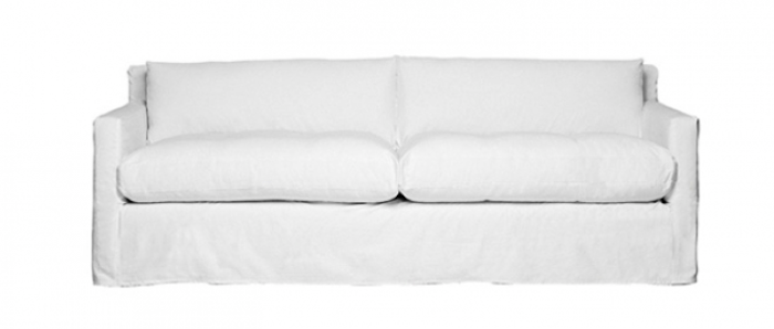 10 Easy Pieces The Perfect White Sofa