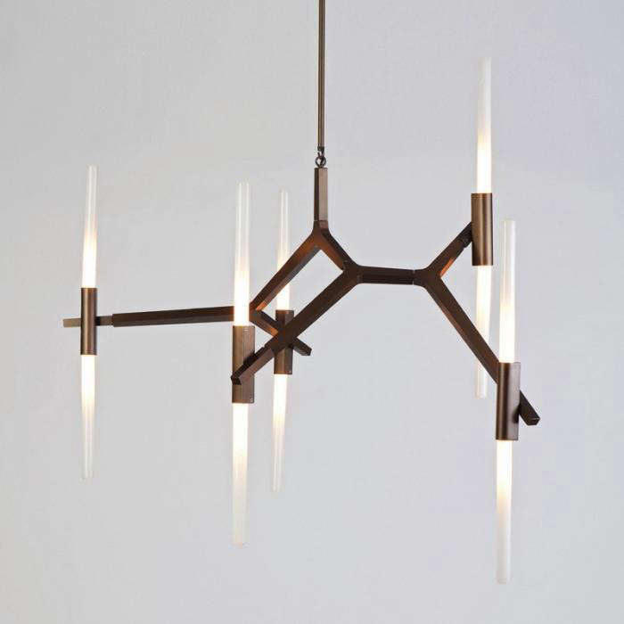10 easy pieces modern chandeliers remodelista 10 easy pieces modern chandeliers mozeypictures Gallery