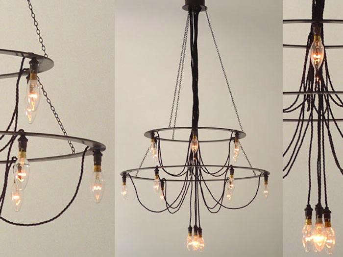 10 easy pieces modern chandeliers remodelista 10 easy pieces modern chandeliers aloadofball Images