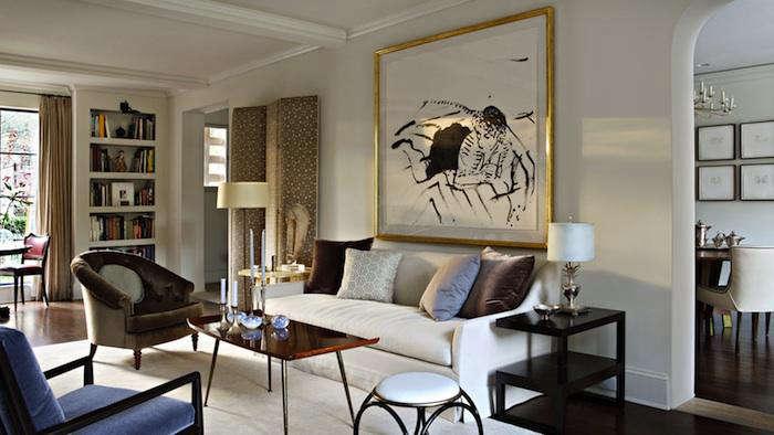 Provence Style Home of William Hefner {Classic Interior Design Ideas}