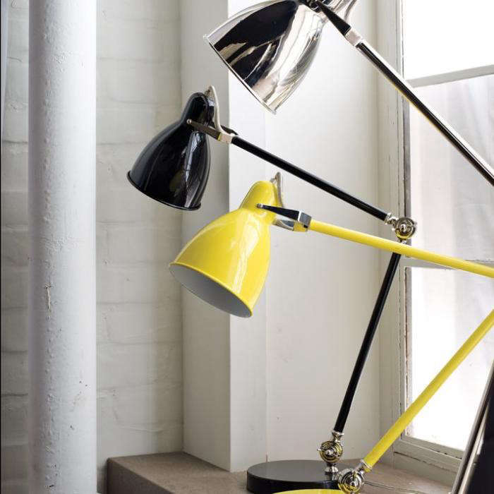 10 Easy Pieces Adjustable Task Lamps Under 200