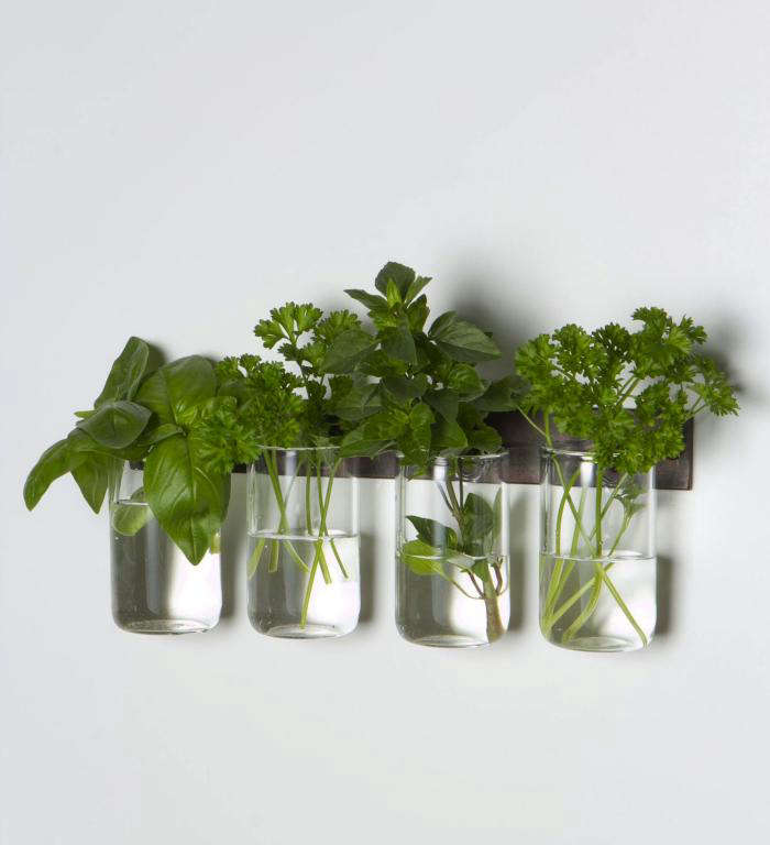 Instant Wall Vase Inspired By The Shakers Remodelista