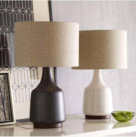 Lighting Morten Table Lamps From West Elm Remodelista