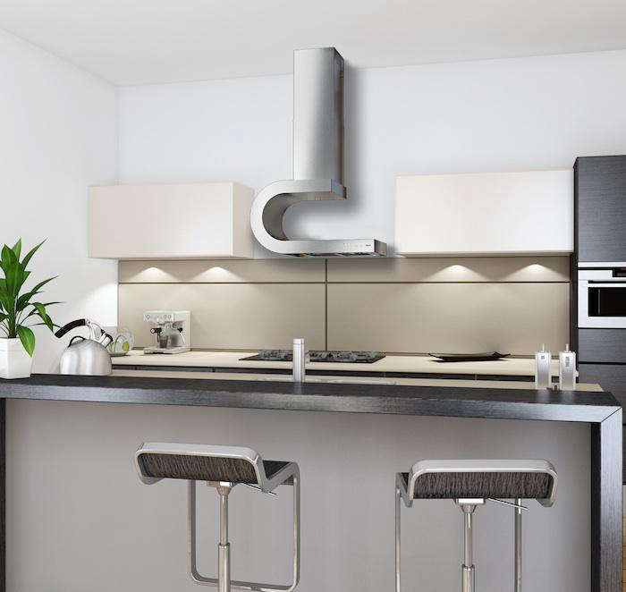 Kitchen Design Range Hood: Sculpture In The Kitchen: Contemporary Range Hoods