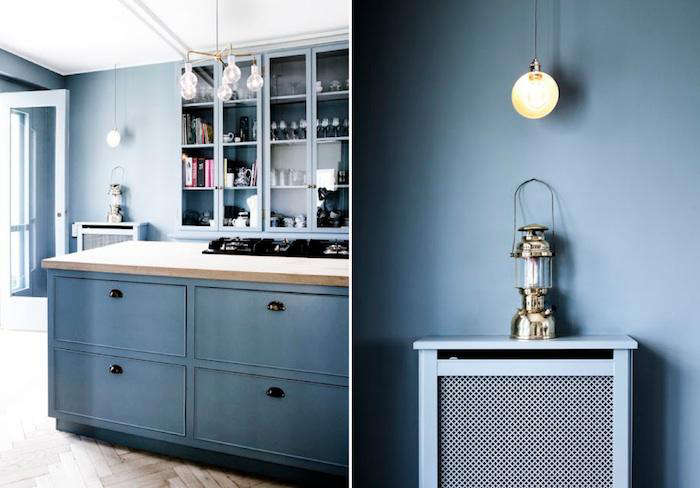 Paints Amp Palettes A Nordic Kitchen In Copenhagen