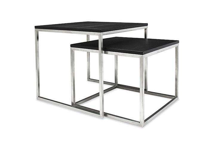 10 Easy Pieces: Slim Side Tables