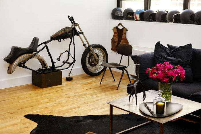 The Dark Side: Neo Goth Royalty At Home In Brooklyn
