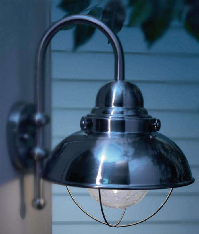 Above Outdoor Lights Are Often A Culprit For Overuse Of Energy Many Light Fixtures Come Not Only With Fluorescent Bulbs But Also Equipped