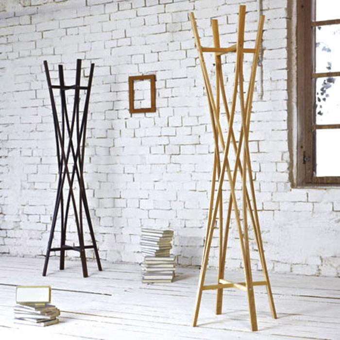 hallway edge rail rackhat hanger stony coat assemble or hat easy edgestony wood garment shoe standing espresso rack to for product stand entryway free clothing