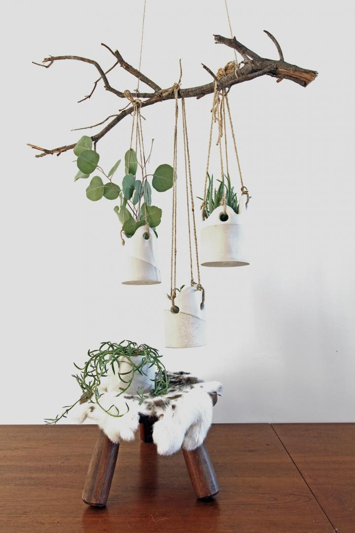 Rustic Planters From A British Potter In La Remodelista