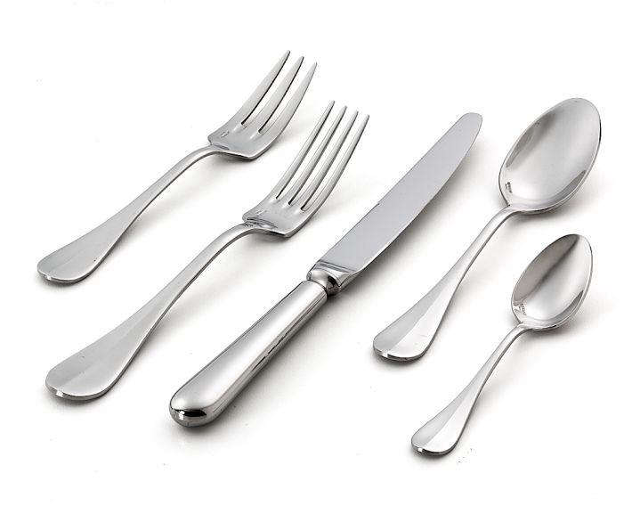 10 Easy Pieces Everyday Stainless Steel Flatware