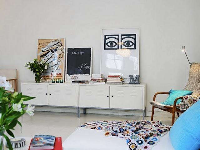 Credenza Unit Ikea : Design sleuth: ikea ps cabinet as sideboard remodelista