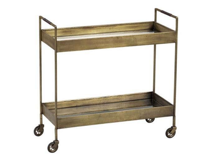 5 Favorites Simple Bar Carts For The Holiday Season