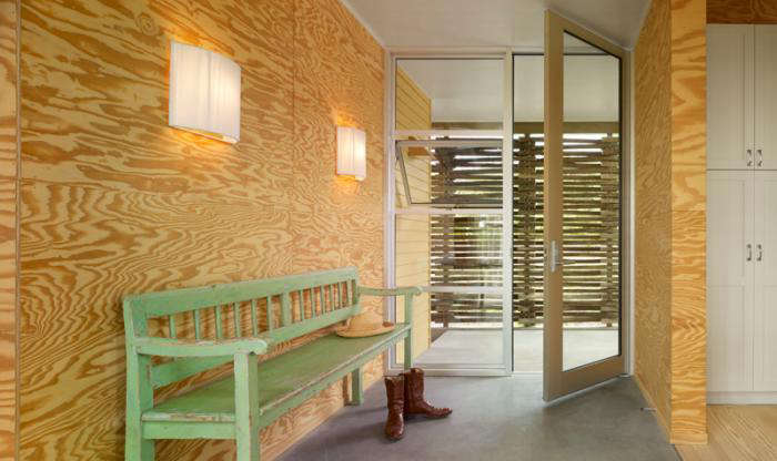 The Architect Is In A Modern Cabin Natural Light And