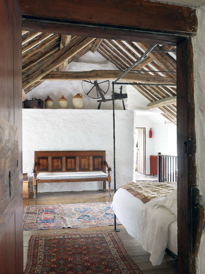 A Rustic Farmhouse In Wales Wellies Included Remodelista