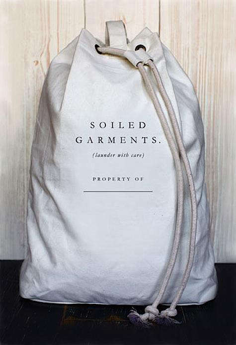 Top Domestic Science: Laundry Bag Roundup - Remodelista KT42
