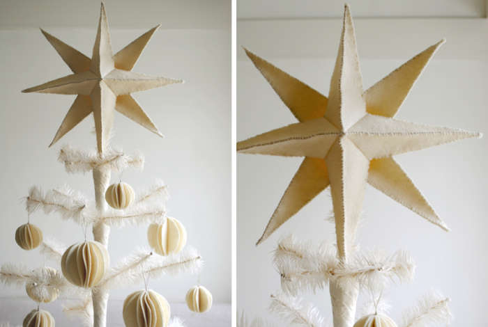 5 Favorites Tree Toppers