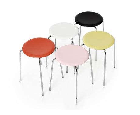 Furniture Fritz Hansen Dot Stool Remodelista