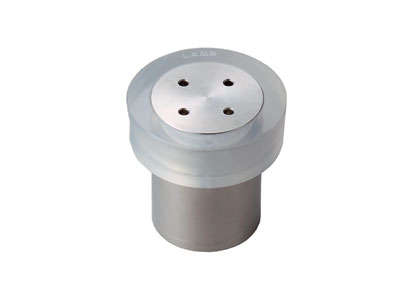 We Like These Stainless Steel Door Stops From Sugatsune, Which Will Protect  Your Doors And Walls Without Sullying Your Interiors.