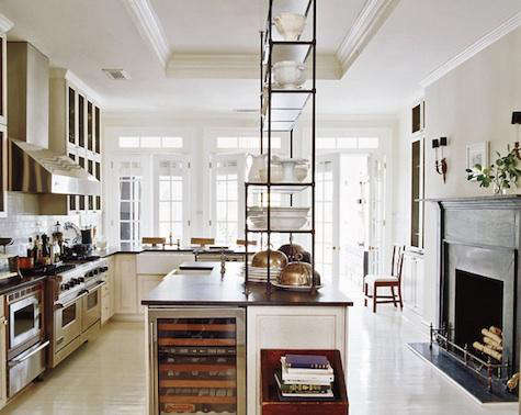 Above: A Kitchen In Upstate New York Designed By Steven Harris Architects.