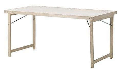 The Table Measures 59 Inches Long 28 75 Wide And High Is 49 50 At Ikea