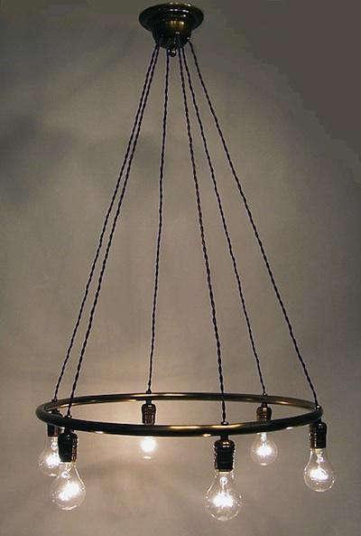 lighting high medium low chandelier remodelista