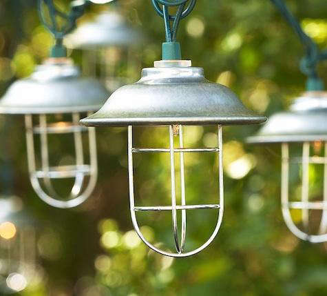 above pottery barn fisherman outdoor string lights 29
