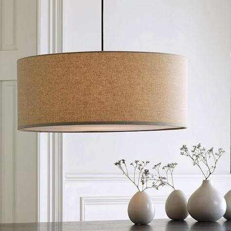 Top Lighting: New Drum Pendants at West Elm - Remodelista XE05
