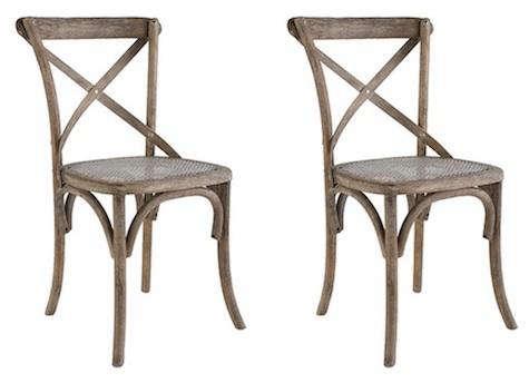 Design Sleuth: DBGB Thonet Bistro Chair U0026 Copper Pots