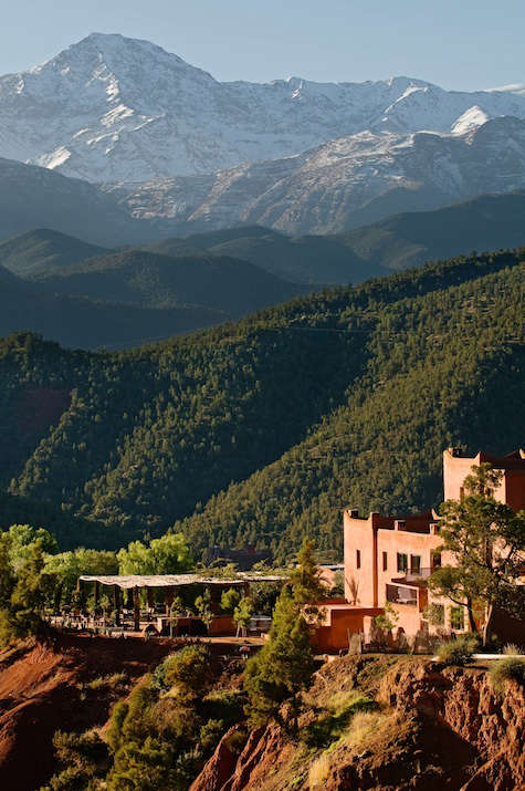 Hotels Amp Lodging Kasbah Bab Ourika In Morocco Remodelista