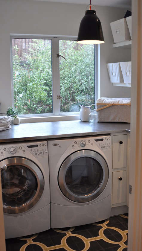 Laundry Room Inspiration - cover