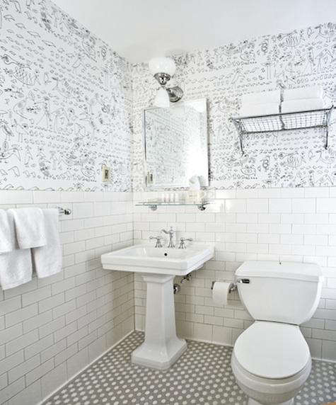 Steal This Look Soho Grand Bathroom In New York Remodelista