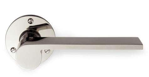 Mortise Lever Latch Interior Door Handle