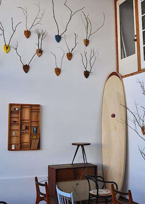 Accessories Branch Antlers By Luke Bartels Remodelista