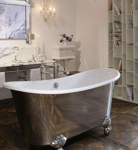 Shopper 39 s diary drummonds showroom in london remodelista for Bathtub for tall people
