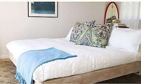Steal This Look Montauk Surf Lodge Inspired Bedroom