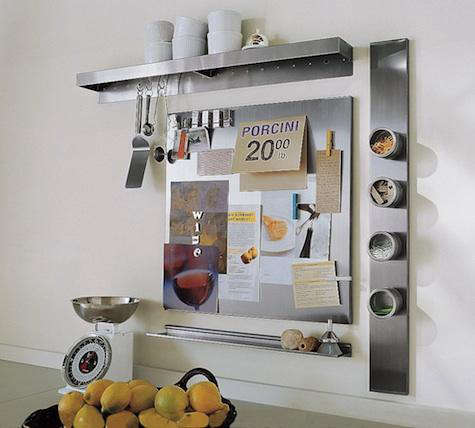 Storage: Stainless Steel Kitchen Organizers from Pottery ...