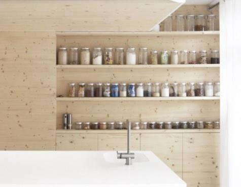 & Kitchen: Open Shelf Storage Roundup - Remodelista