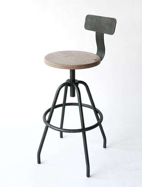 Furniture: Makr Studio Work Stool