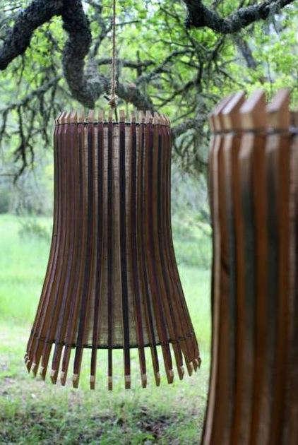 Lighting Stave Luminary In Napa Remodelista