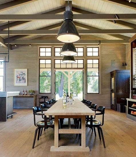 However A New Crop Of Vintners Is Taking Winery And Tasting Room Design As Seriously The Wine Here S Roundup Some Notable Napa Sonoma