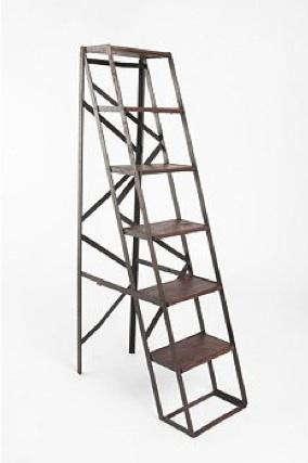 newest b13c9 62608 Folding Ladder Bookshelf