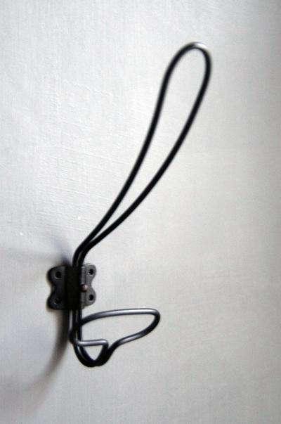 10 Easy Pieces Black Coat Hooks Remodelista