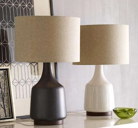 Lighting Morten Table Lamps From West Elm Remodelista
