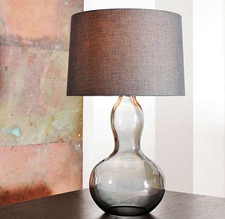 Gourd Table Lamp
