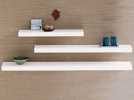 chunky wall shelves rh remodelista com chunky floating wall shelves chunky floating wall shelves