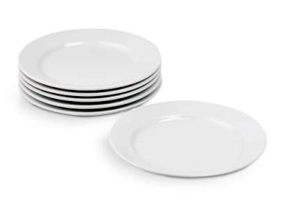 sc 1 st  Remodelista & Essential White Buffet Plates