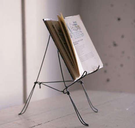 Haus Interior Wire Book Holder